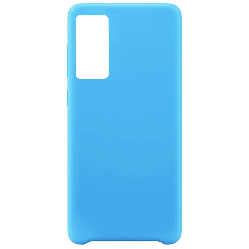 Husa Vennus Silicon Lite Albastru SAMSUNG Galaxy S20 Plus