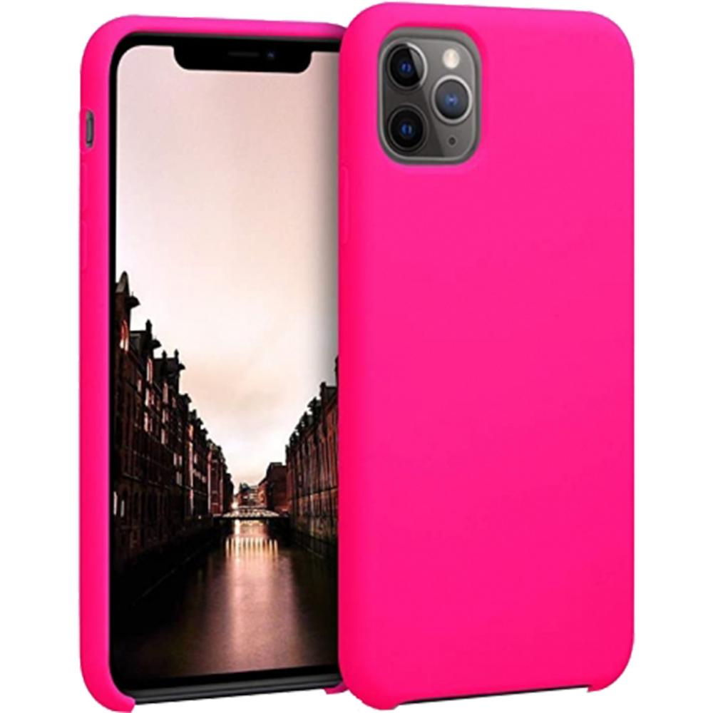 Husa Vennus Silicon Lite Roz APPLE iPhone 11 Pro Max