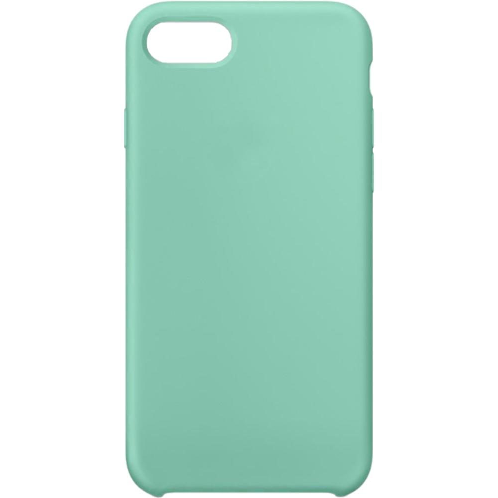 Husa Vennus Silicon Lite Turcoaz Apple iPhone 7, iPhone 8, iPhone SE 2020