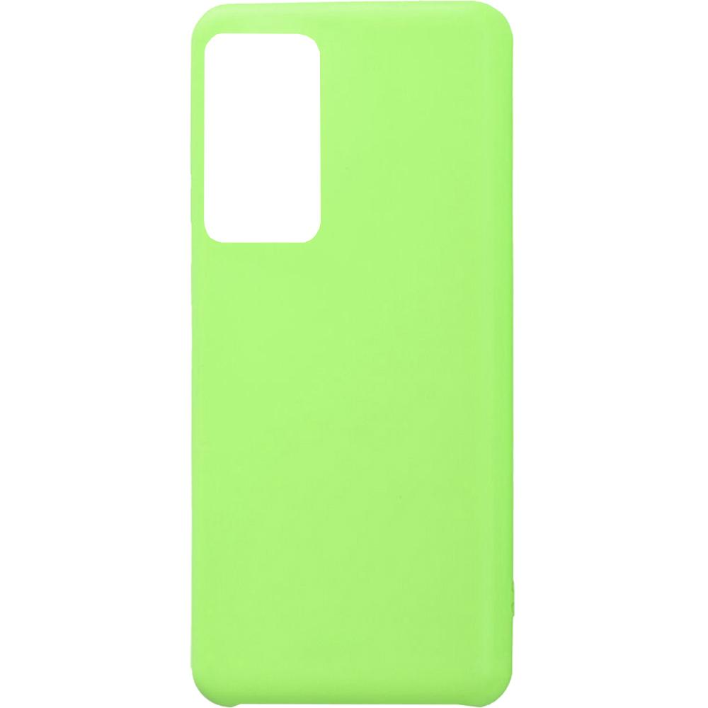 Husa Capac Spate Vennus Silicon Lite Verde HUAWEI P40 Pro