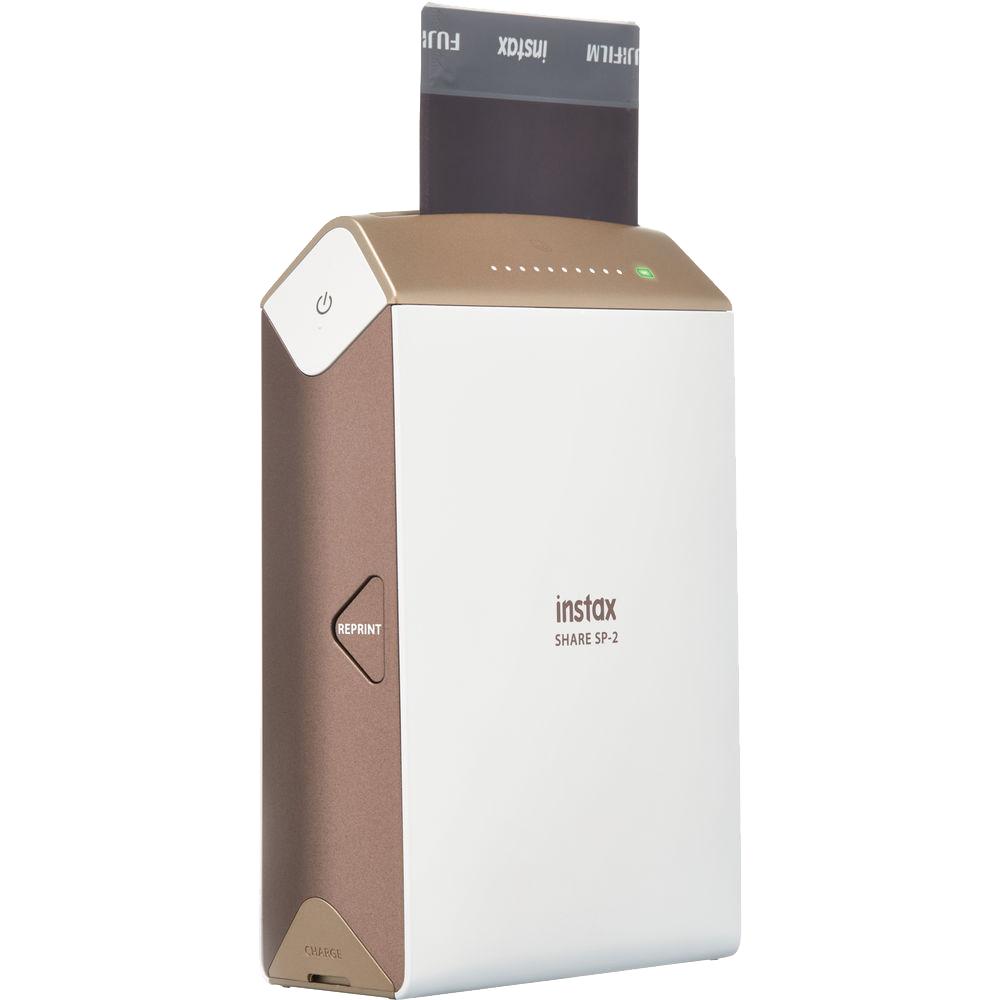 Imprimanta Mobila Instax Share SP-2  Auriu