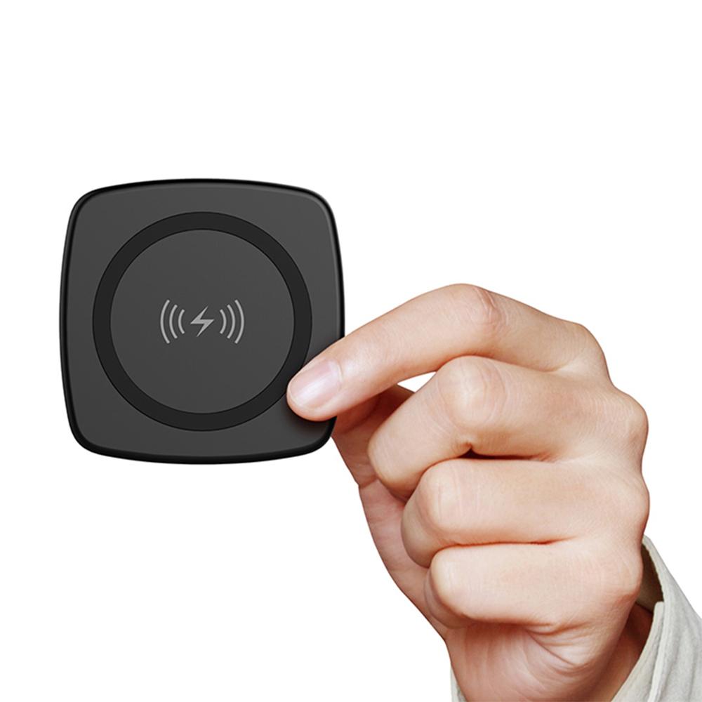 Incarcator Auto Magnetic Wireless Negru