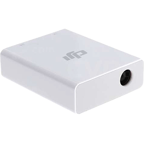 Incarcator Part 55 Hub 2X USB Phantom 4 Alb