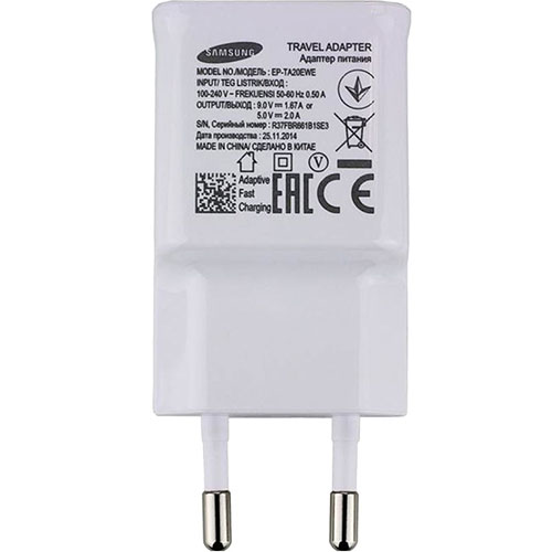 Incarcator Priza Micro USB 2A Alb