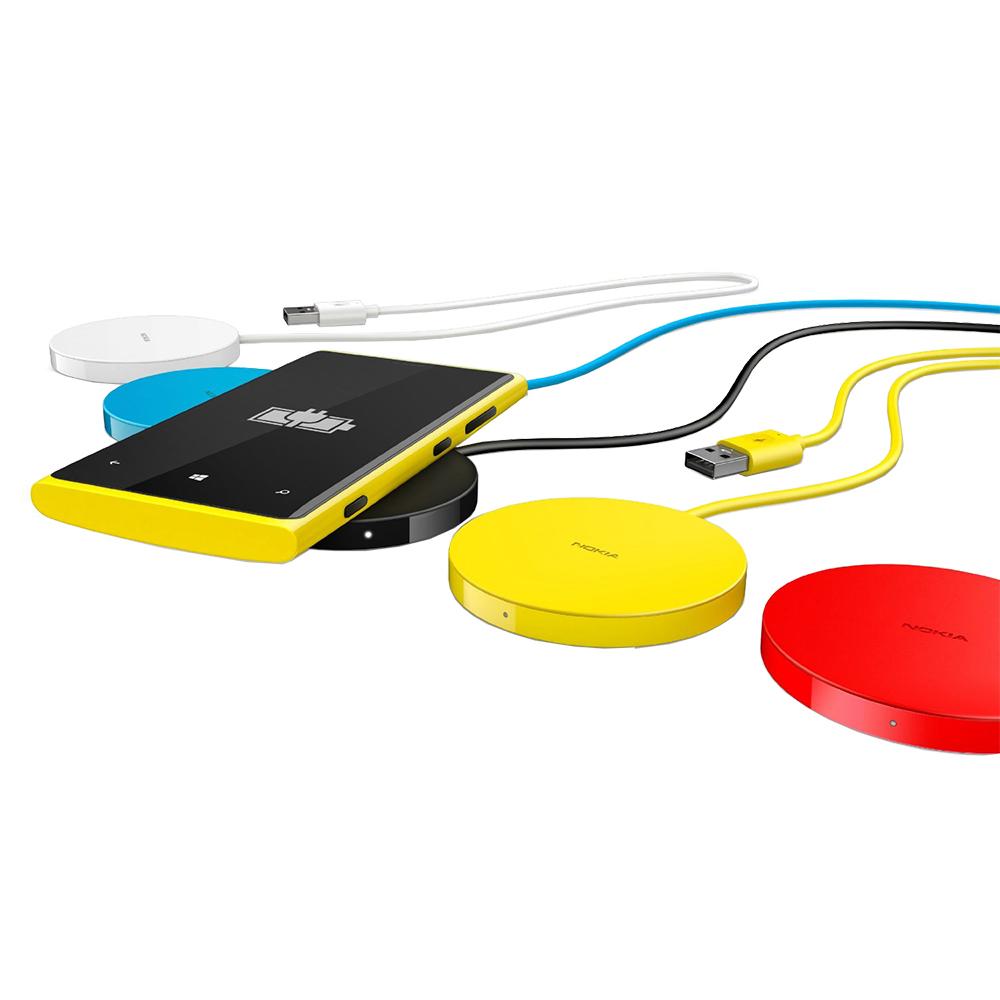 Incarcator Wireless   Negru