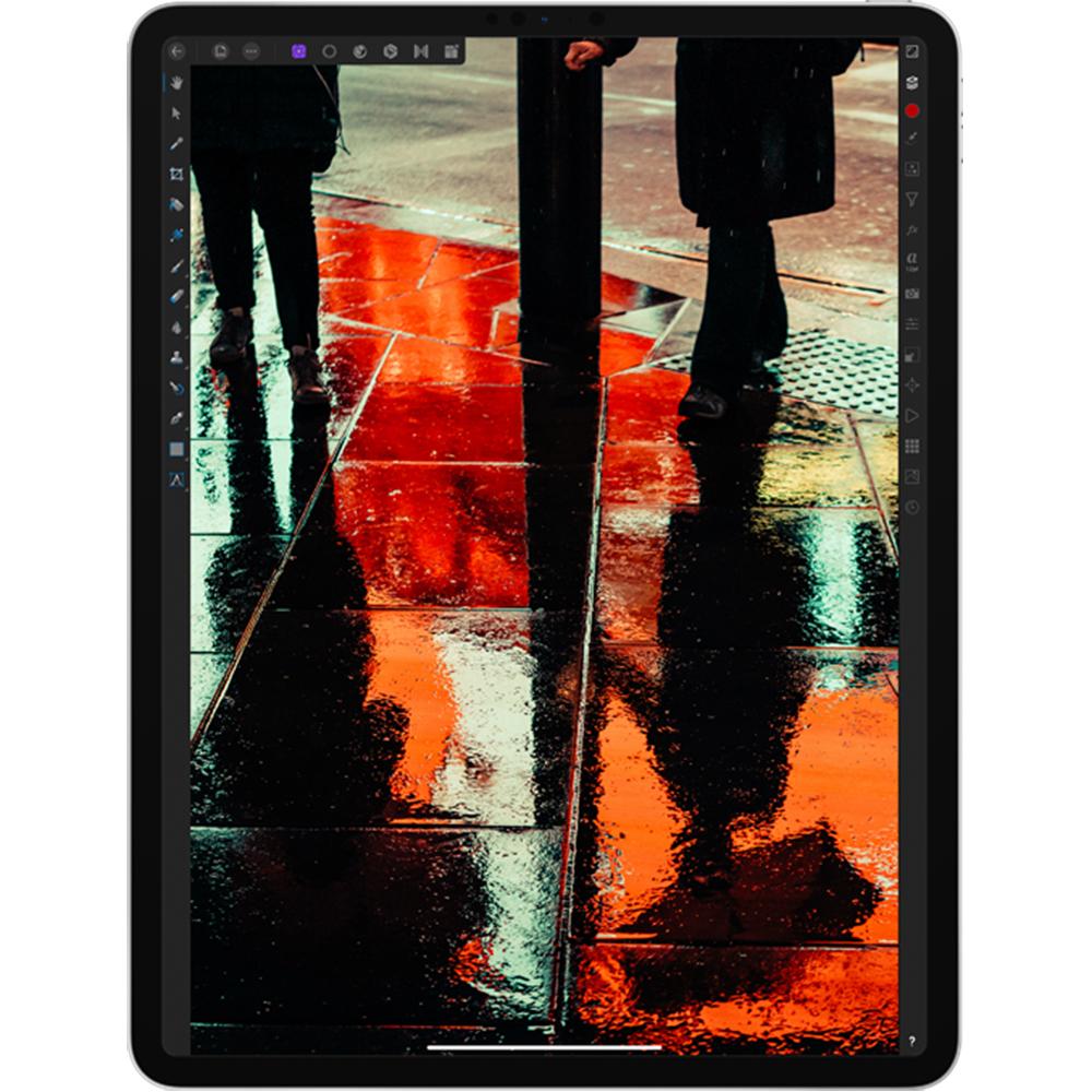 iPad Pro (2020) 12.9 inch, 128GB, WiFi, Argintiu Silver - Apple