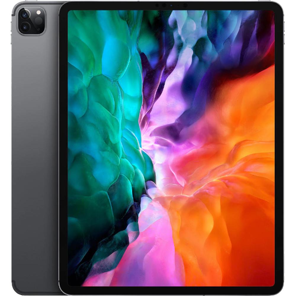 iPad Pro (2020) 12.9 inch, 256GB, WiFi, Negru Dark Grey - Apple