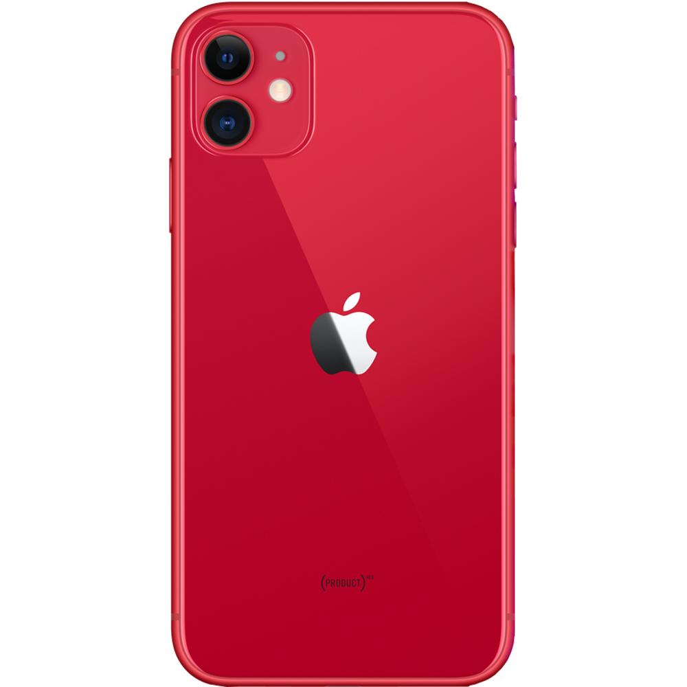 IPhone 11 Dual Sim 128GB LTE 4G Rosu 4GB RAM