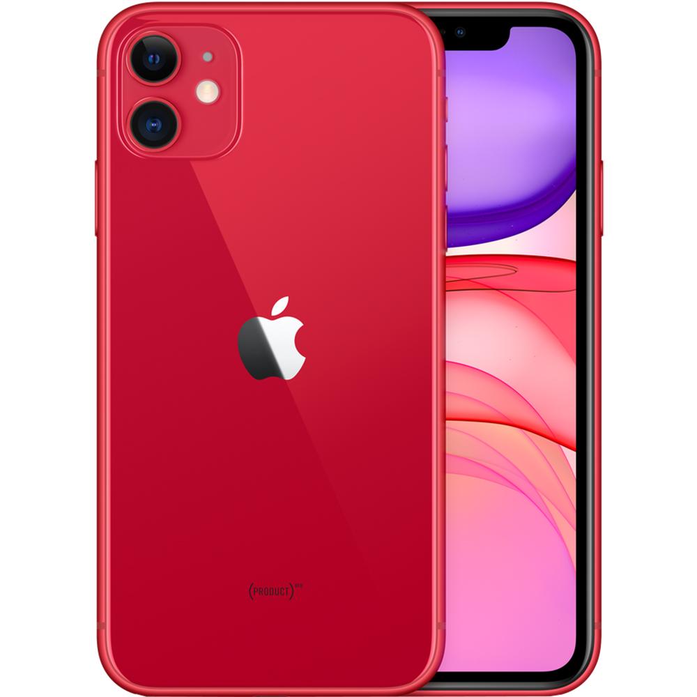 IPhone 11 Dual Sim Fizic 128GB LTE 4G Rosu 4GB RAM