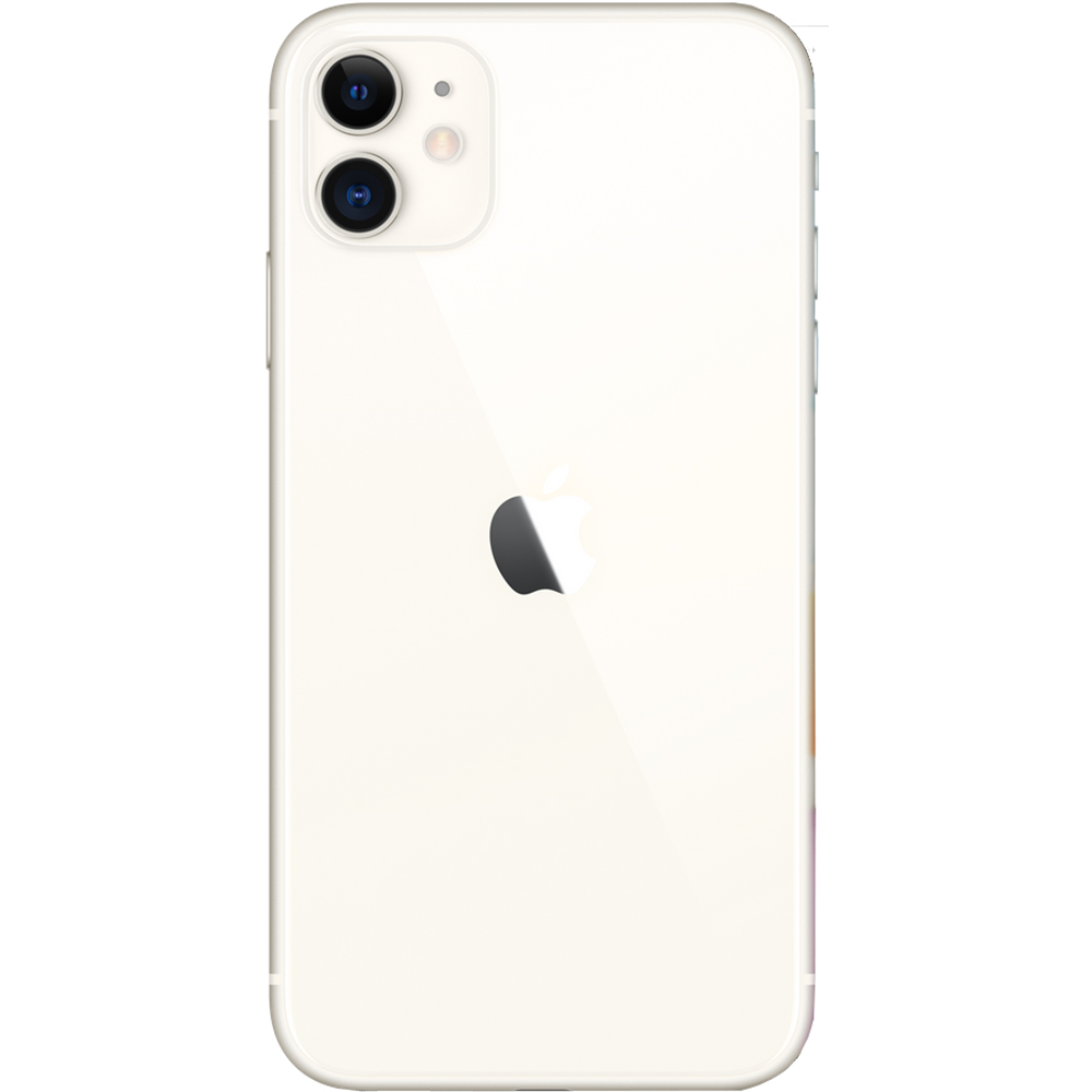 IPhone 11 Dual Sim Fizic 256GB LTE 4G Alb 4GB RAM