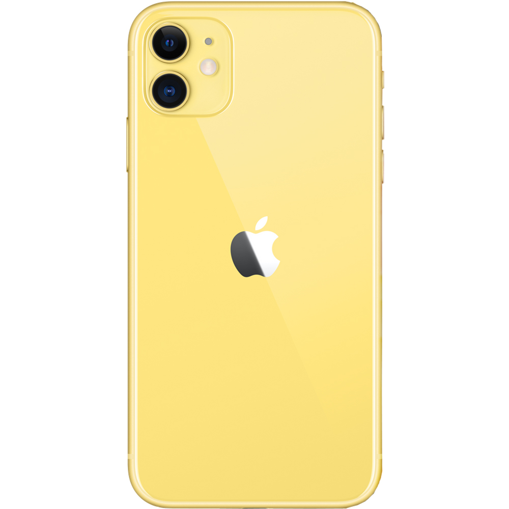 IPhone 11 Dual Sim Fizic 256GB LTE 4G Galben 4GB RAM