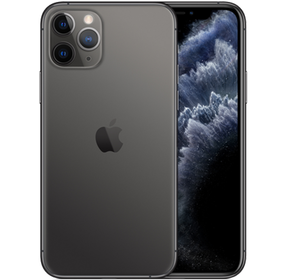 IPhone 11 Pro Dual Sim eSim 64GB LTE 4G Negru 4GB RAM