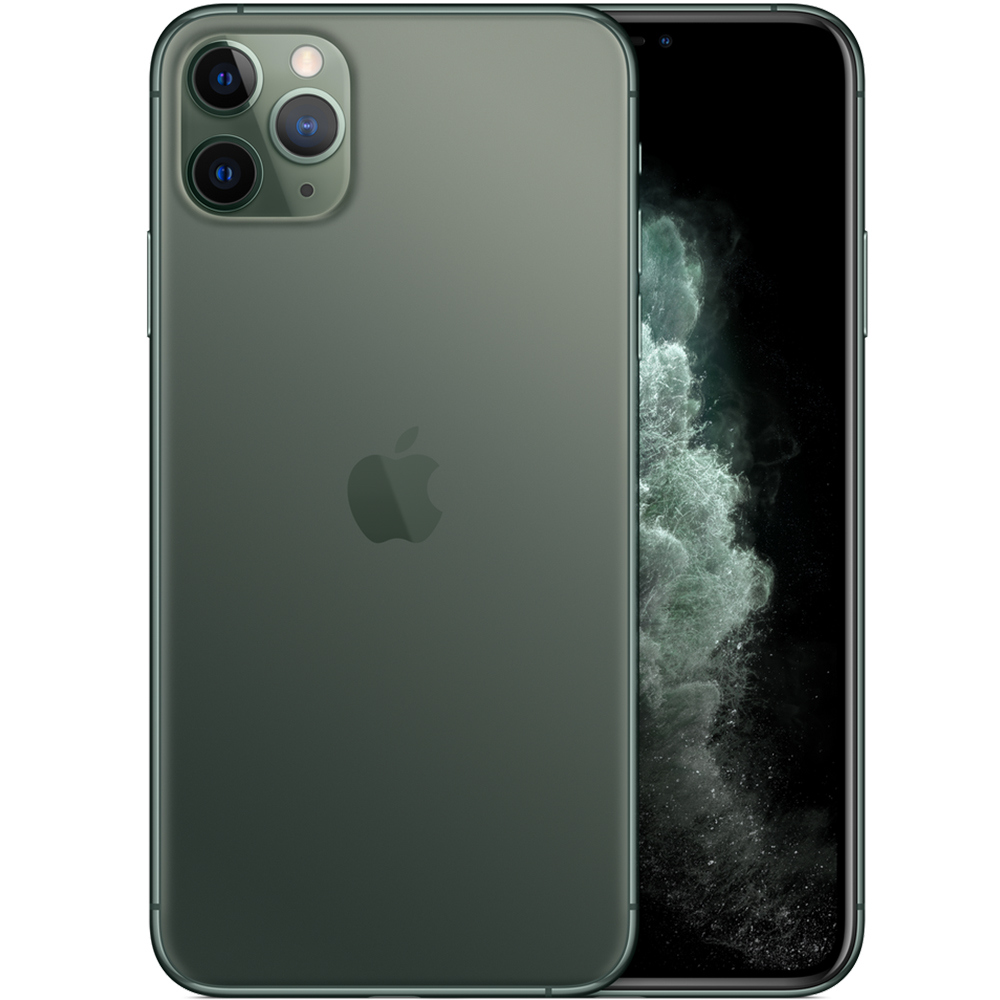 IPhone 11 Pro Max Dual Sim Fizic 256GB LTE 4G Verde 4GB RAM