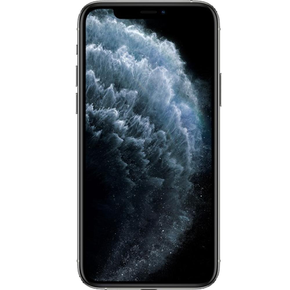 IPhone 11 Pro Max Dual Sim Fizic 64GB LTE 4G Argintiu 4GB RAM
