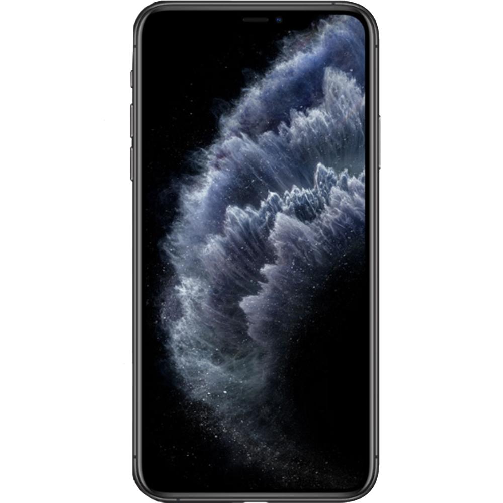 IPhone 11 Pro Max Dual Sim eSim 64GB LTE 4G Negru 4GB RAM