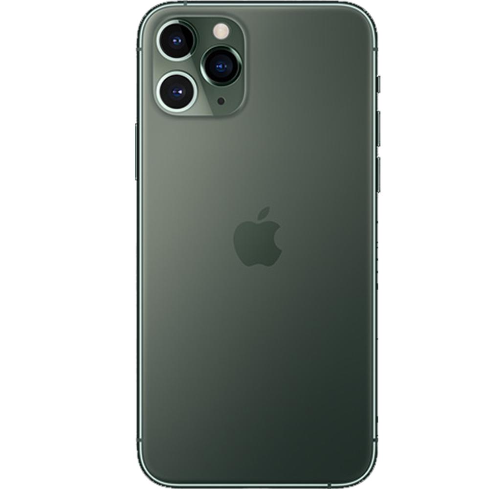 IPhone 11 Pro Max Dual Sim eSim 64GB LTE 4G Verde 4GB RAM