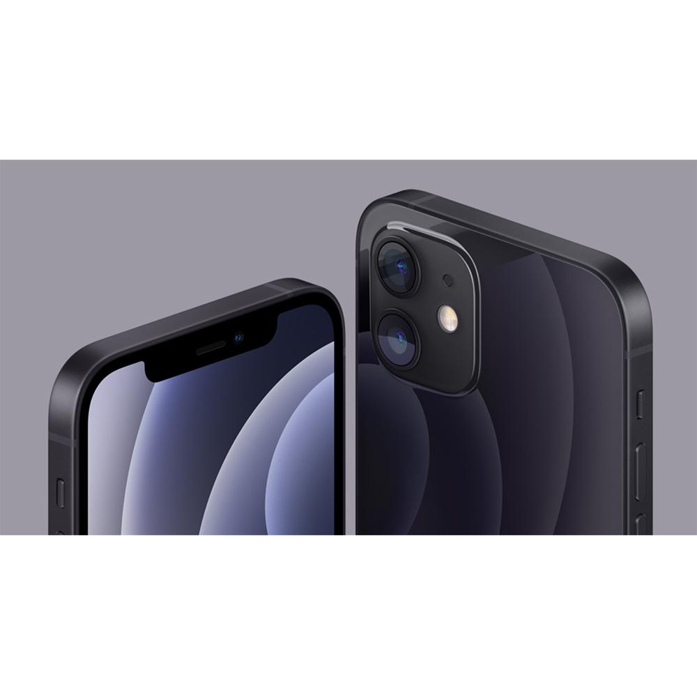 IPhone 12 Dual Sim Fizic 128GB 5G Negru