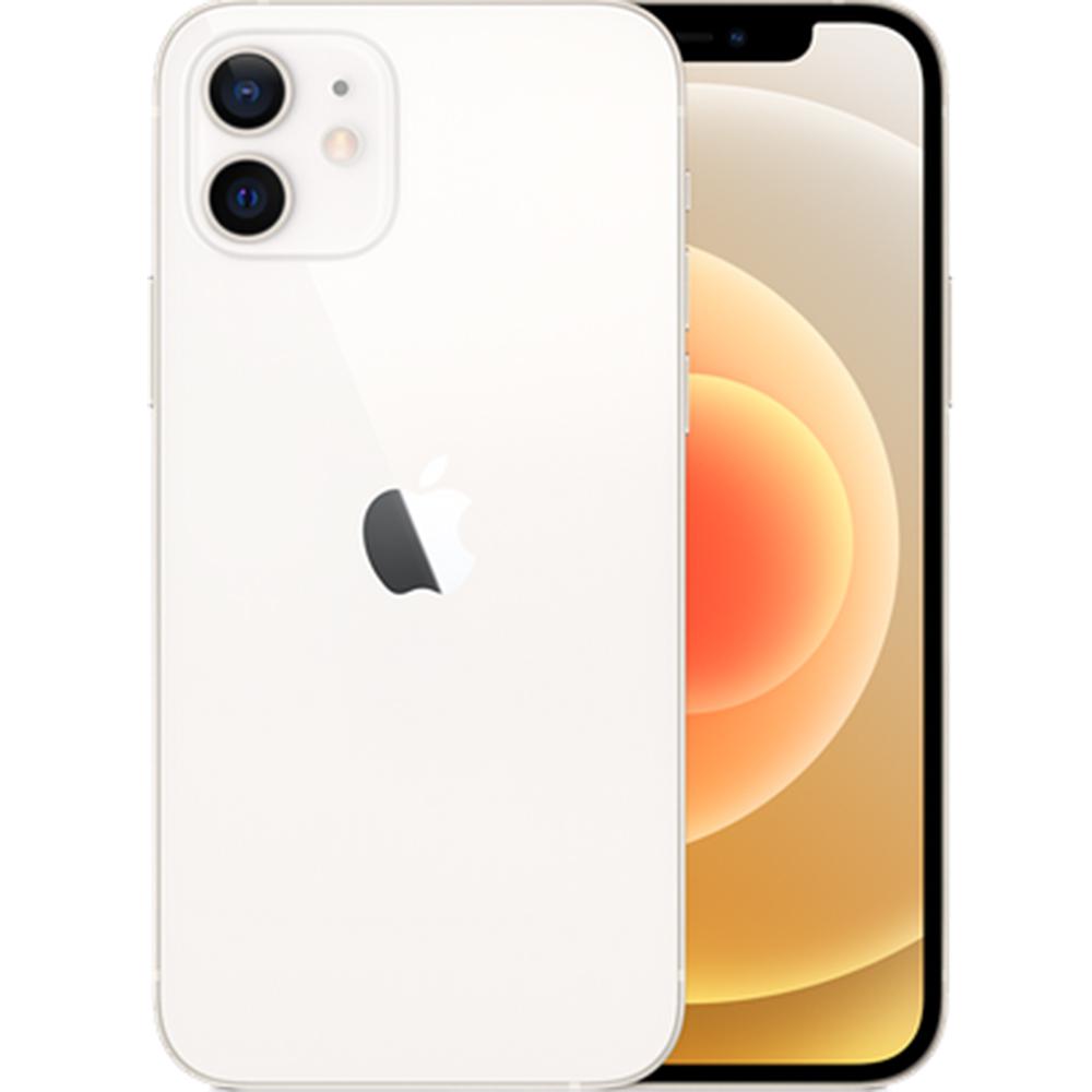 IPhone 12 Dual Sim Fizic 256GB 5G Alb