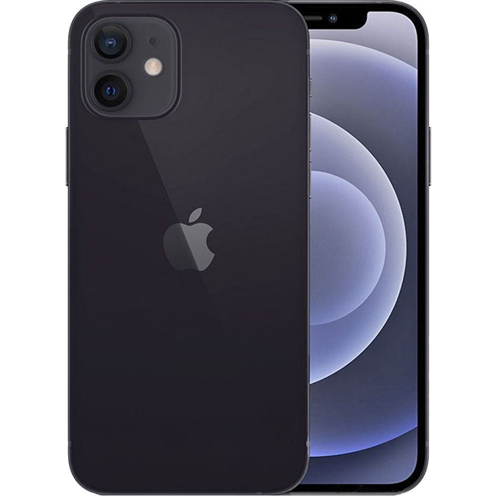IPhone 12 Dual Sim Fizic 64GB 5G Negru
