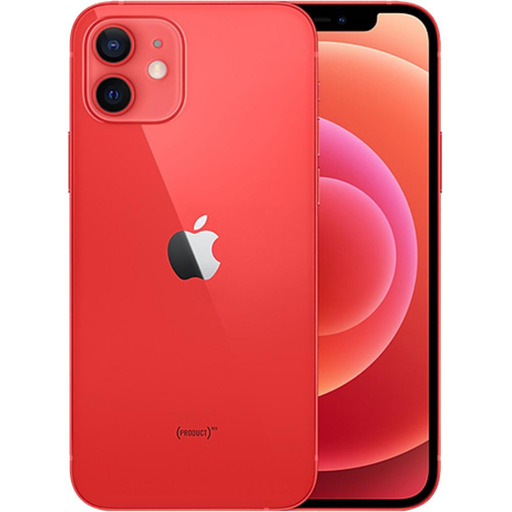 IPhone 12 Dual Sim Fizic 64GB 5G Rosu
