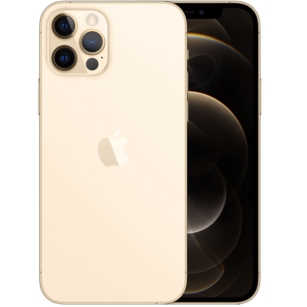 IPhone 12 Pro Max Dual Sim eSim 256GB 5G Auriu 6GB RAM