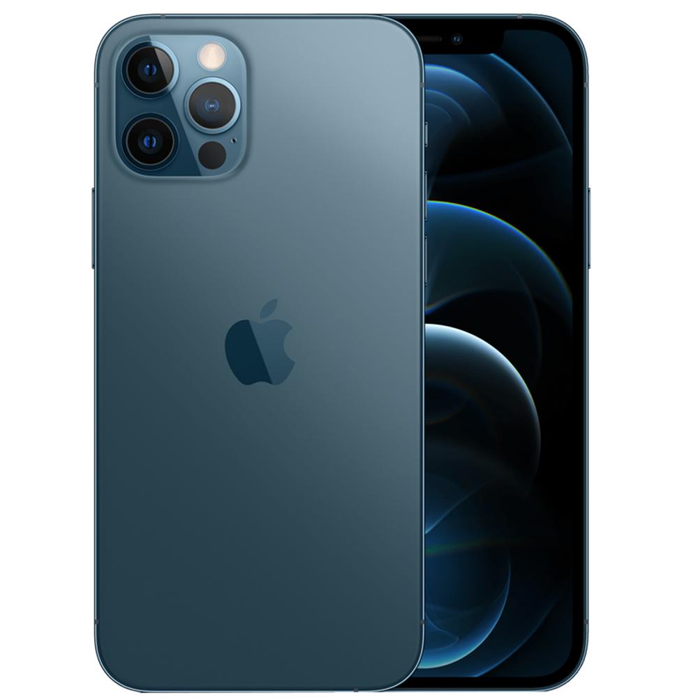 IPhone 12 Pro Max Dual Sim eSim 512GB 5G Albastru 6GB RAM