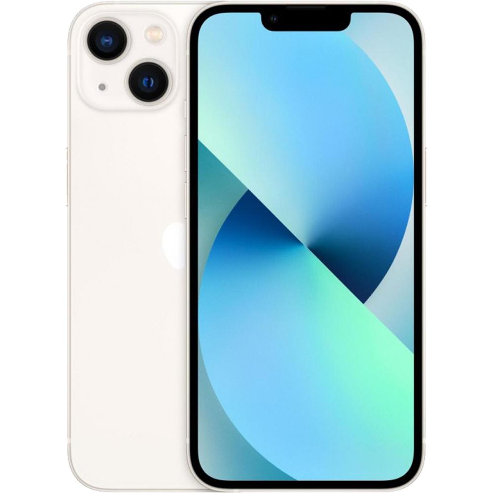 IPhone 13 Dual Sim eSim 512GB 5G Alb, Starlight