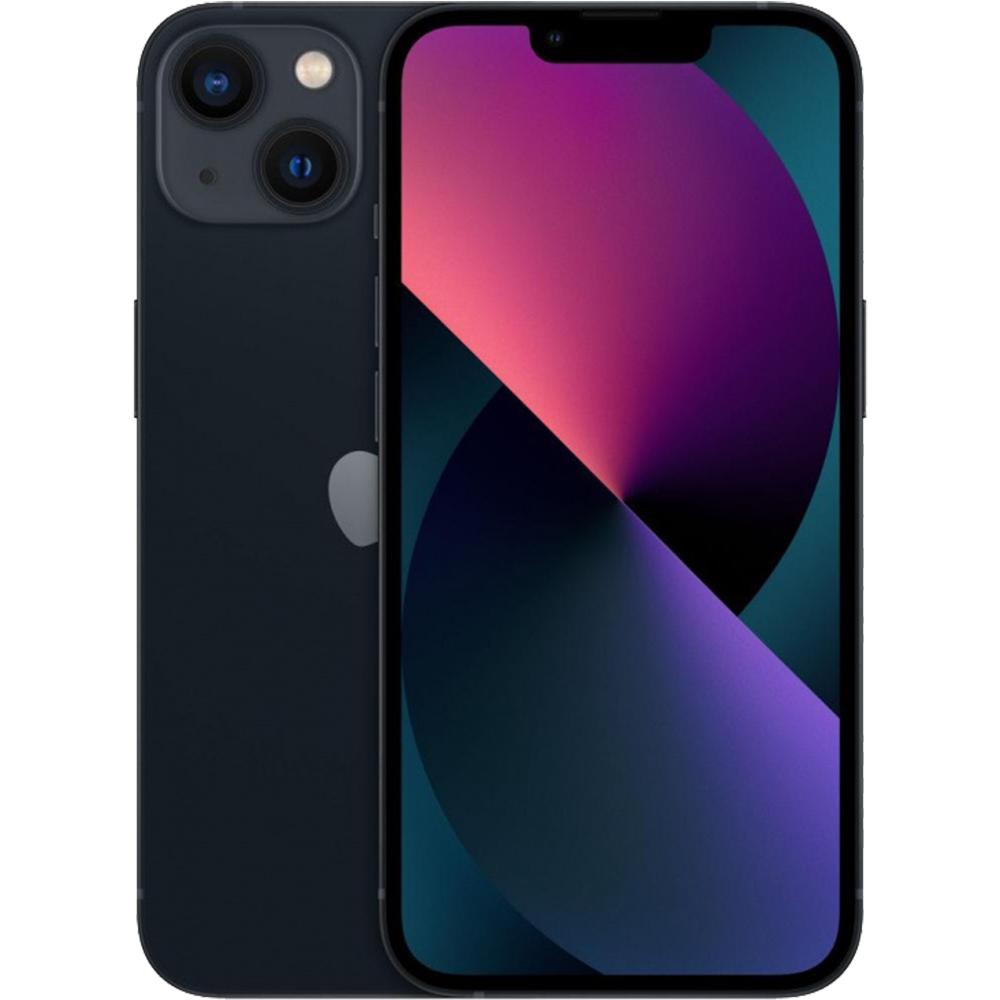 IPhone 13 Dual Sim eSim 512GB 5G Negru, Midnight