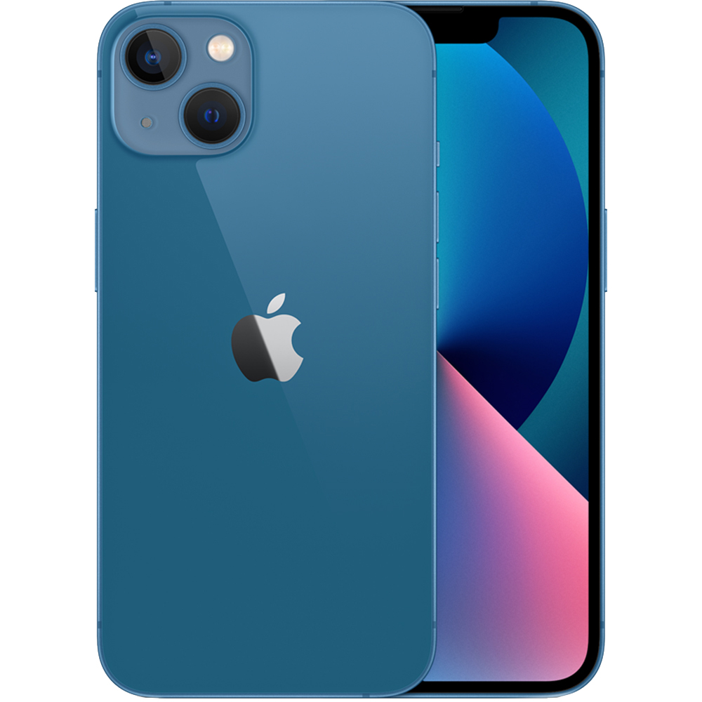 IPhone 13 Dual Sim Fizic 128GB 5G Albastru