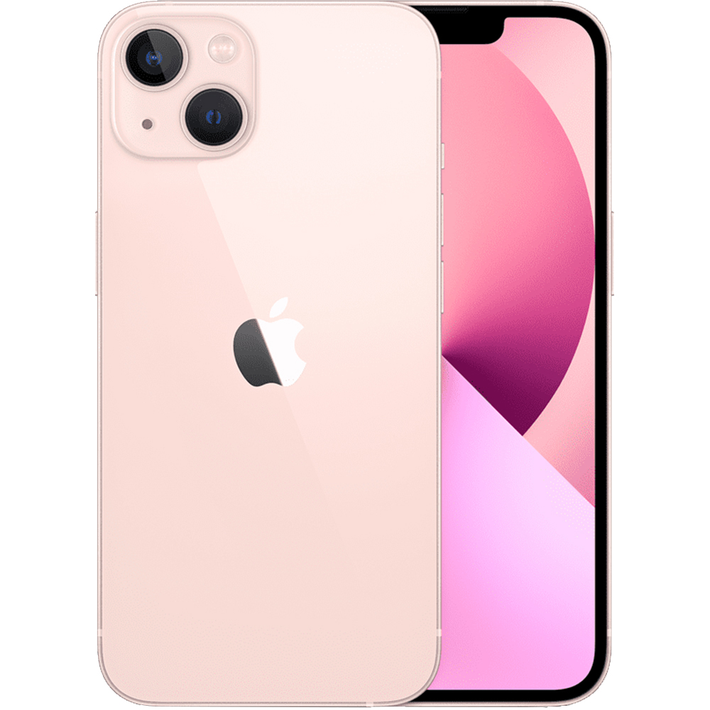 IPhone 13 Dual Sim Fizic 128GB 5G Roz