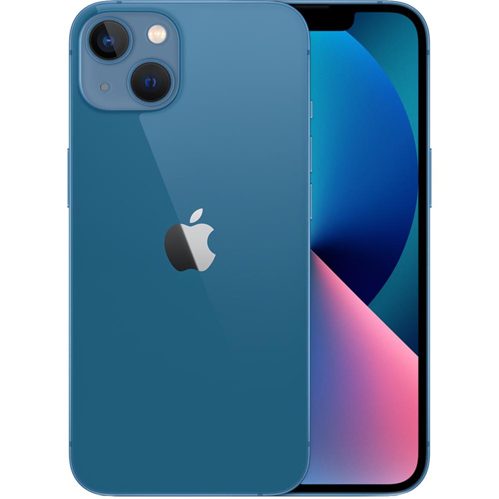 IPhone 13 Dual Sim Fizic 256GB 5G Albastru