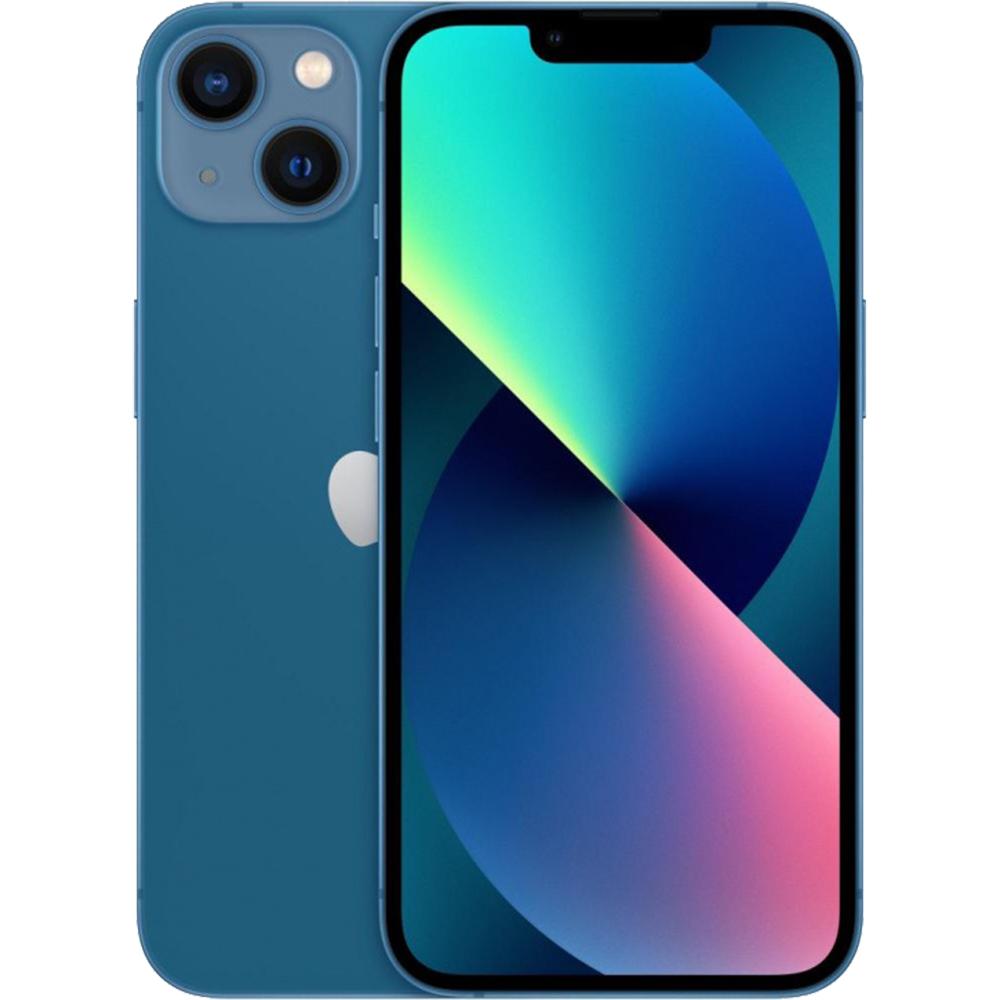 IPhone 13 Dual Sim Fizic 512GB 5G Albastru