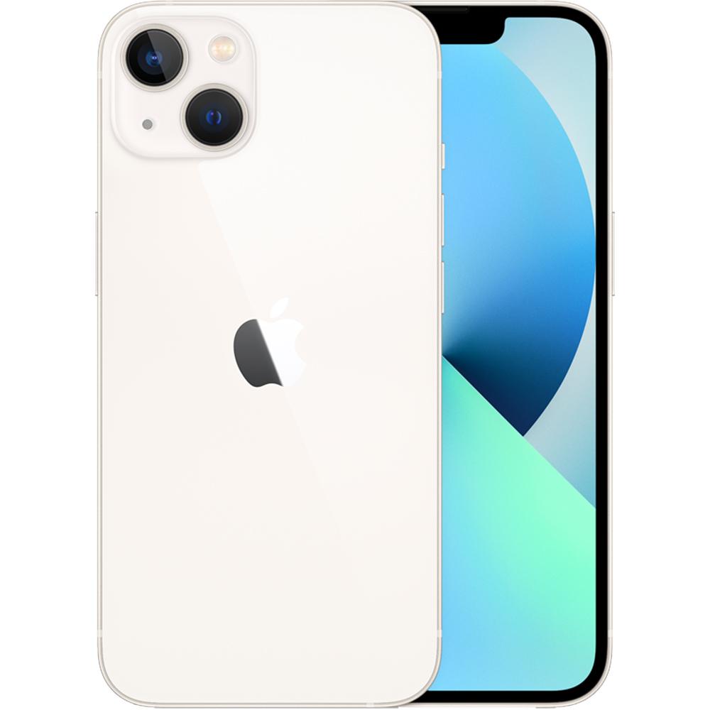 IPhone 13 Mini Dual Sim eSim 128GB 5G Alb, Starlight