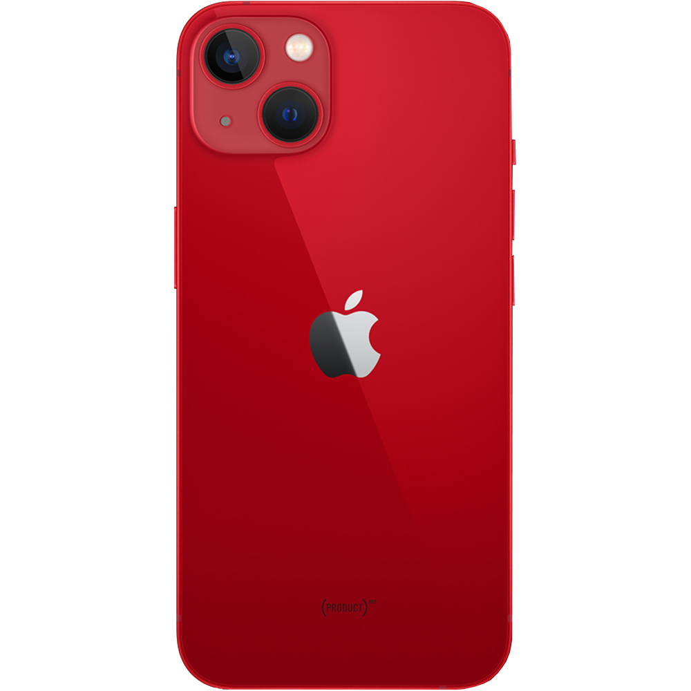 IPhone 13 Mini Dual Sim eSim 512GB 5G Rosu, Red