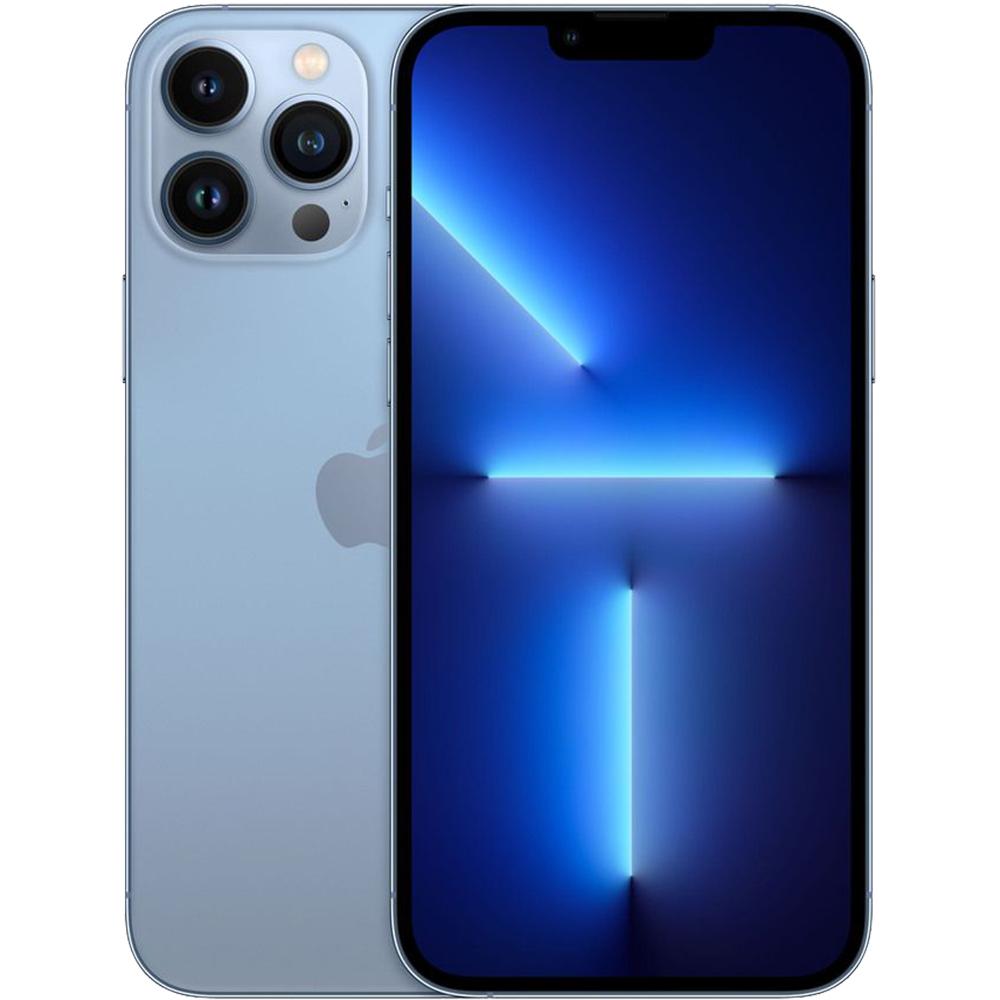 IPhone 13 Pro Max Dual Sim Fizic 128GB 5G Albastru Sierra Blue