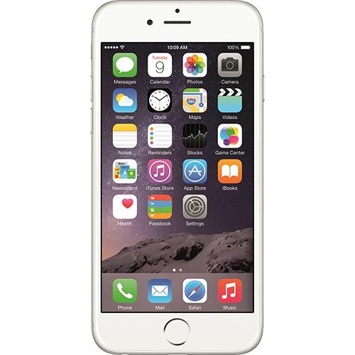 IPhone 6 Plus 16GB LTE 4G Alb Refurbished By Apple