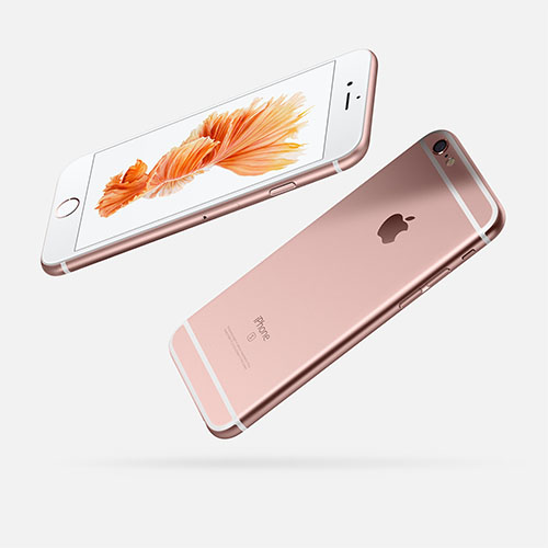 IPhone 6S 16GB LTE 4G Roz