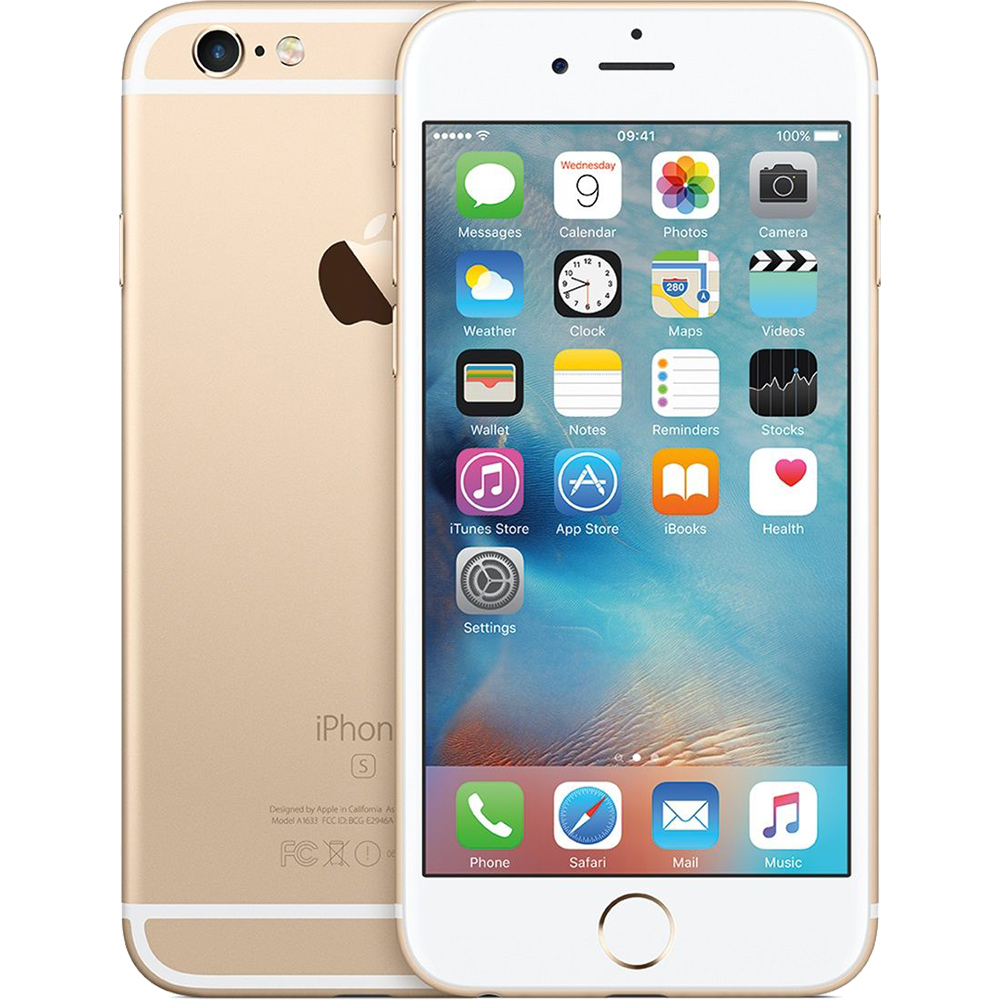 IPhone 6S 64GB LTE 4G Auriu Factory Refurbished
