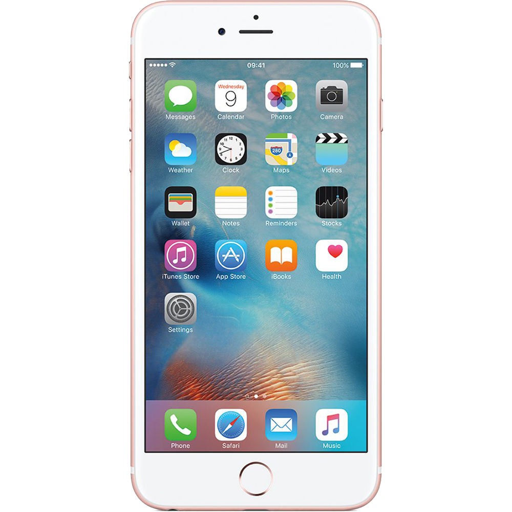 IPhone 6S 64GB LTE 4G Roz Factory Refurbished