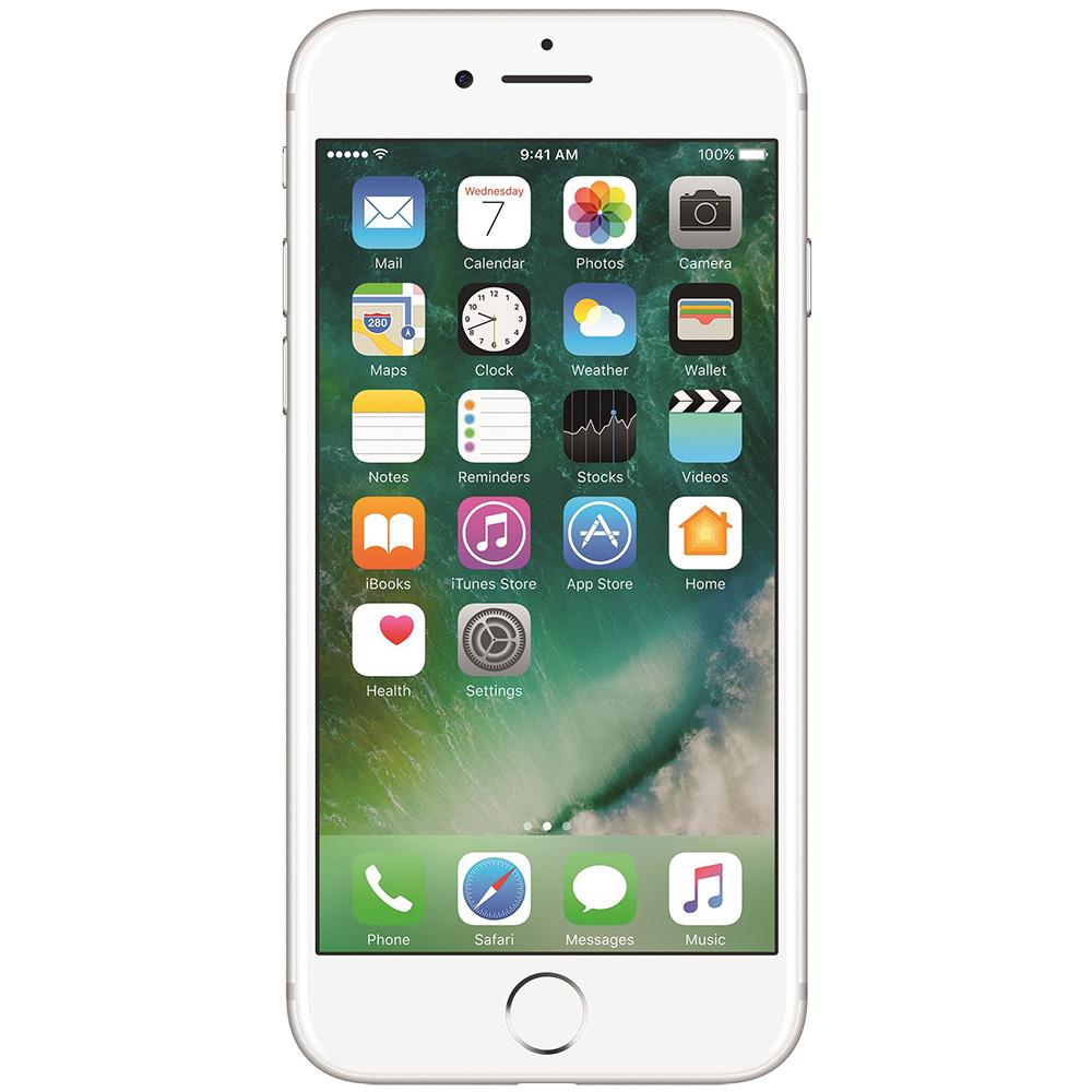 IPhone 7 128GB LTE 4G Argintiu Factory Refurbished