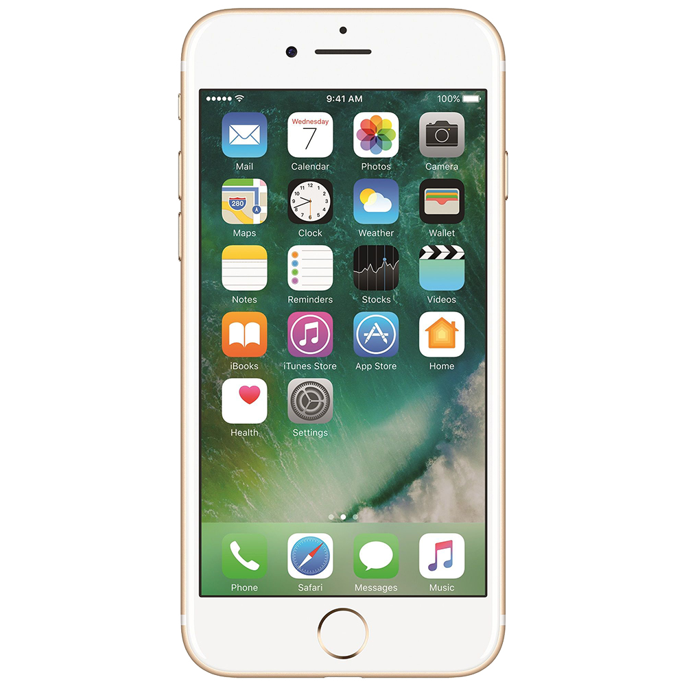 IPhone 7 128GB LTE 4G Auriu Factory Refurbished
