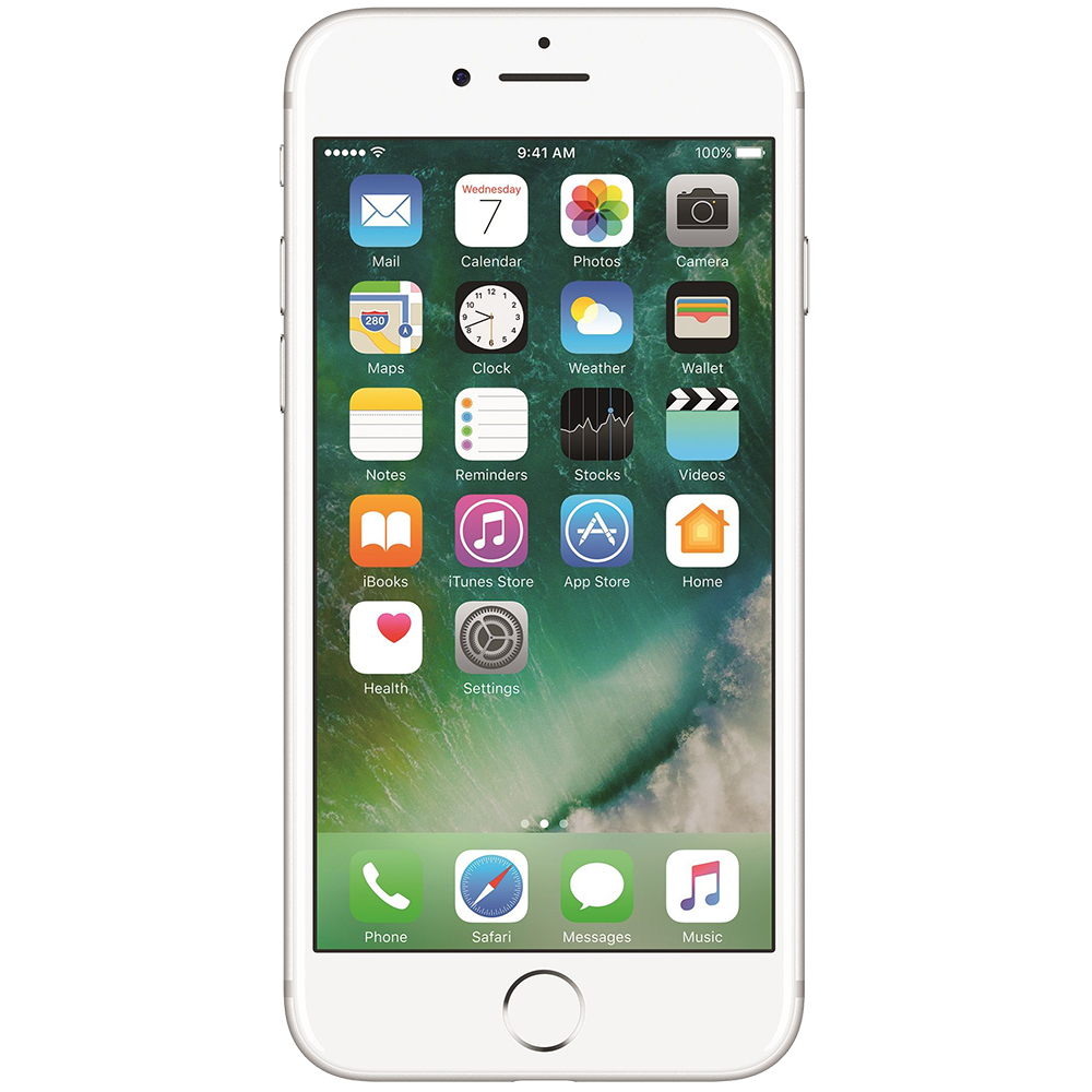 IPhone 7 256GB LTE 4G Argintiu Factory Refurbished