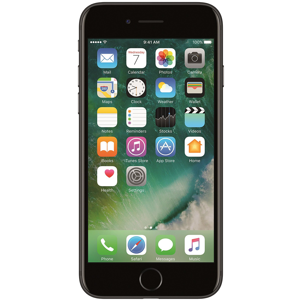 IPhone 7 256GB LTE 4G Negru Factory Refurbished