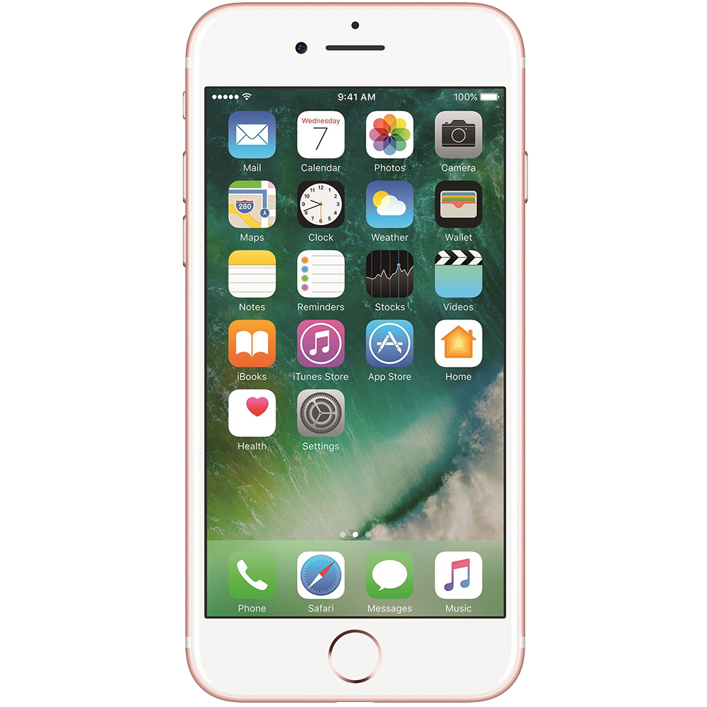 IPhone 7 256GB LTE 4G Roz Factory Refurbished