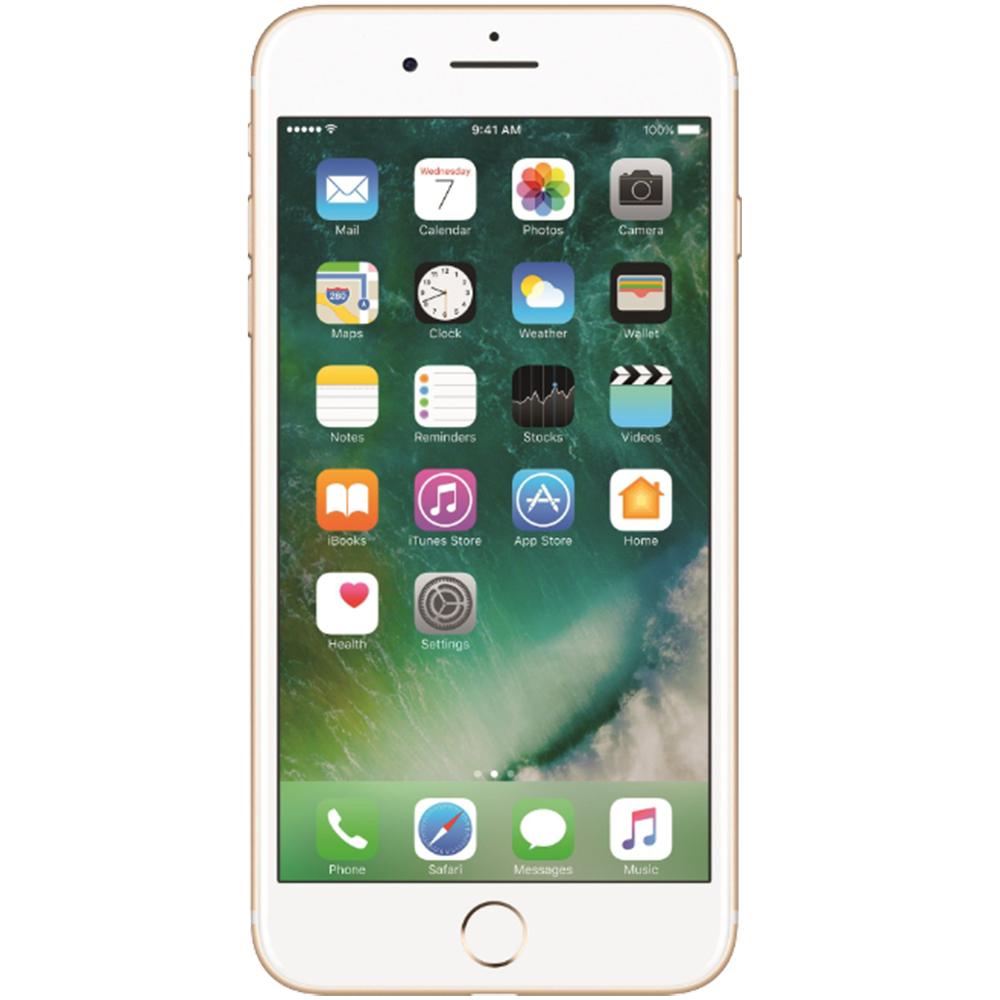 IPhone 7 Plus 128GB LTE 4G Auriu 3GB RAM Reconditionat A+