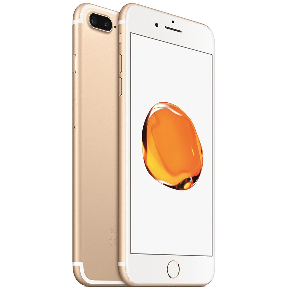 IPhone 7 Plus 128GB LTE 4G Auriu Factory Refurbished 3GB RAM