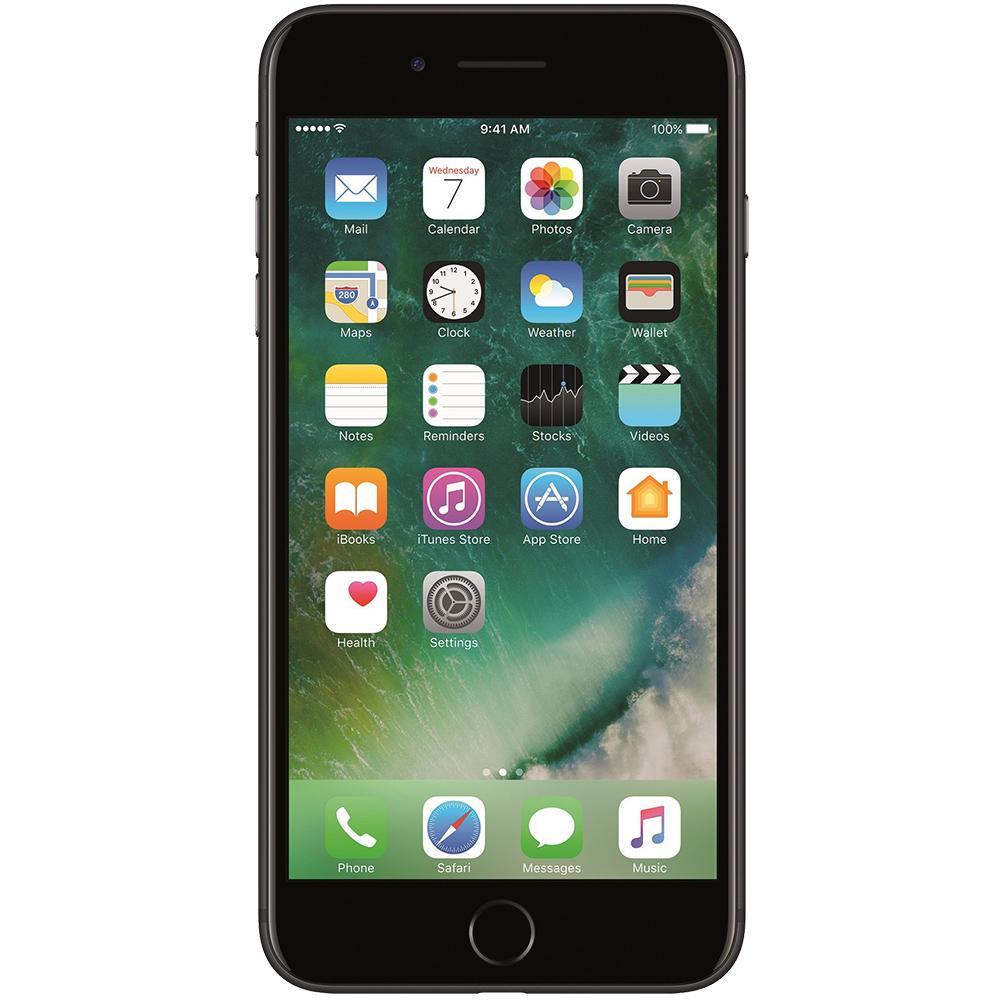 IPhone 7 Plus 128GB LTE 4G Negru Factory Refurbished 3GB RAM