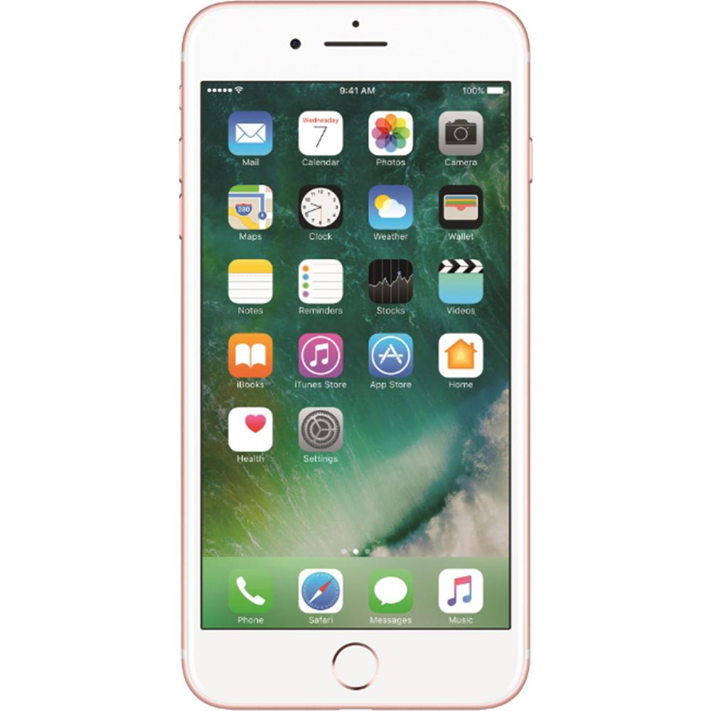 IPhone 7 Plus 128GB LTE 4G Rose Gold 3GB RAM Reconditionat A+