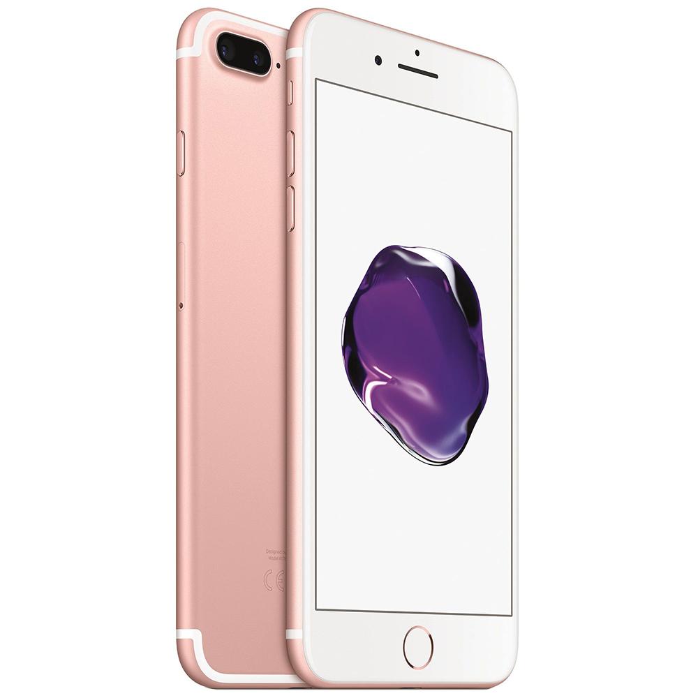 IPhone 7 Plus 128GB LTE 4G Roz Factory Refurbished 3GB