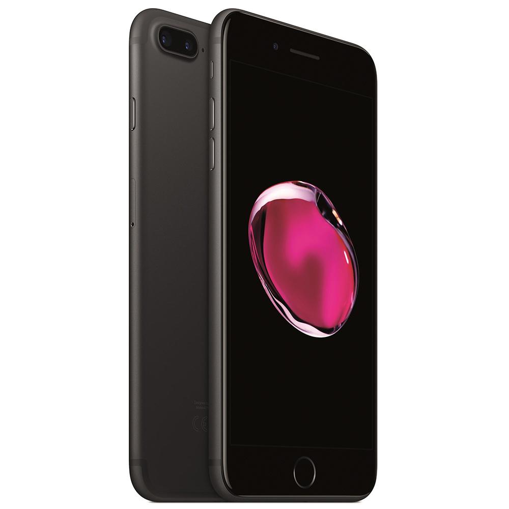 IPhone 7 Plus 256GB LTE 4G Negru Factory Refurbished 3GB RAM